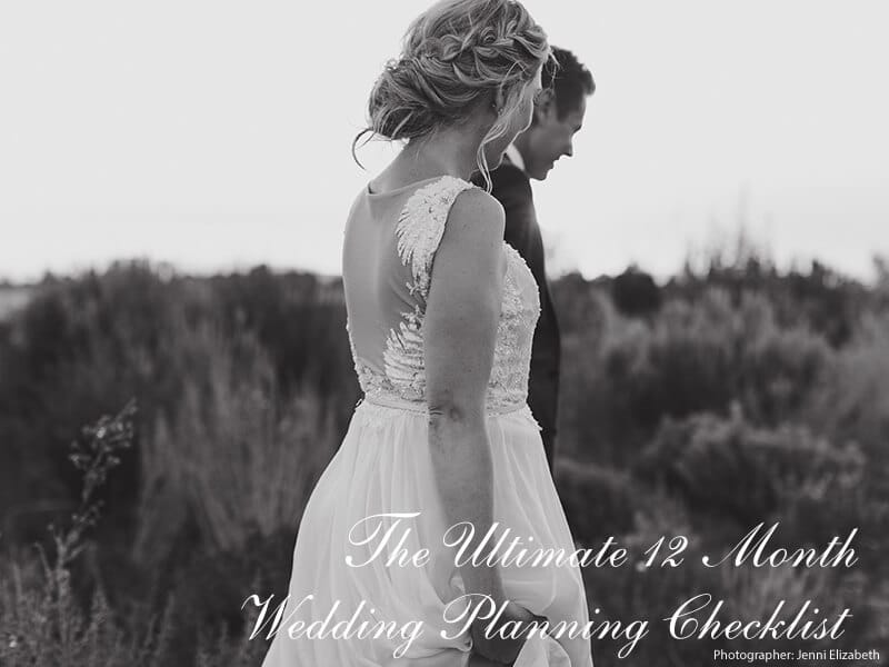 Wedding Planning Guide: The Ultimate Checklist To A Stress Free Wedding