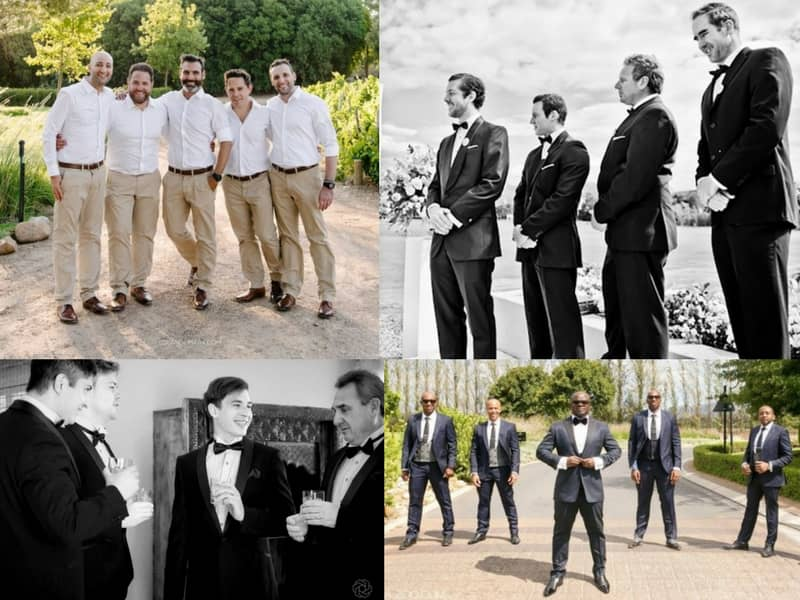 The Role of Bridesmaids & Groomsmen At Weddings | Aleit Events