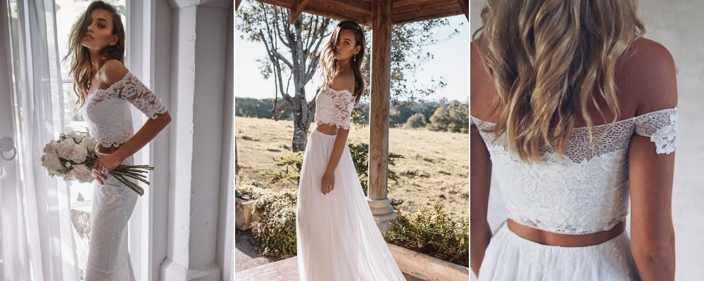The Latest Wedding Trends For 2019, dresses - Aleit Weddings